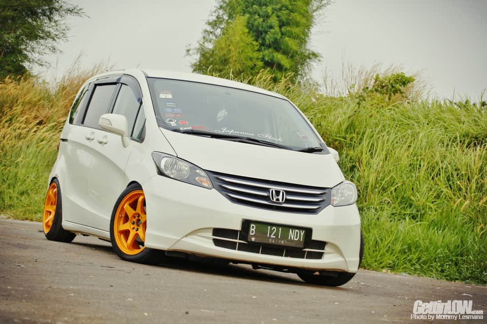 Honda Freed PSD 2011 Firza