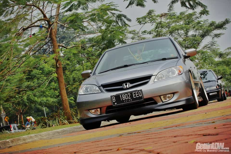 Honda Civic VTiS 2005 Riesky Harris