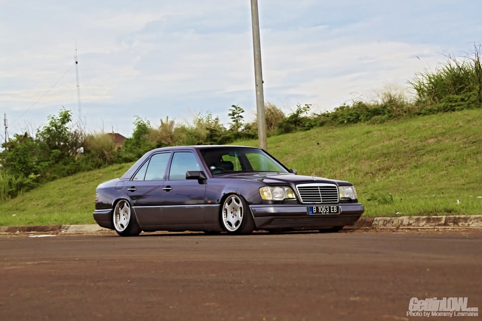 Thw Lowest Mercedes Benz E320 W124 in Town