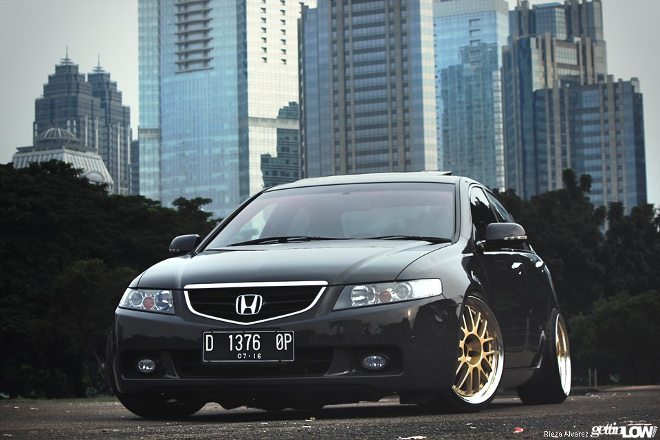 Andy Honda Accord Euro CL7