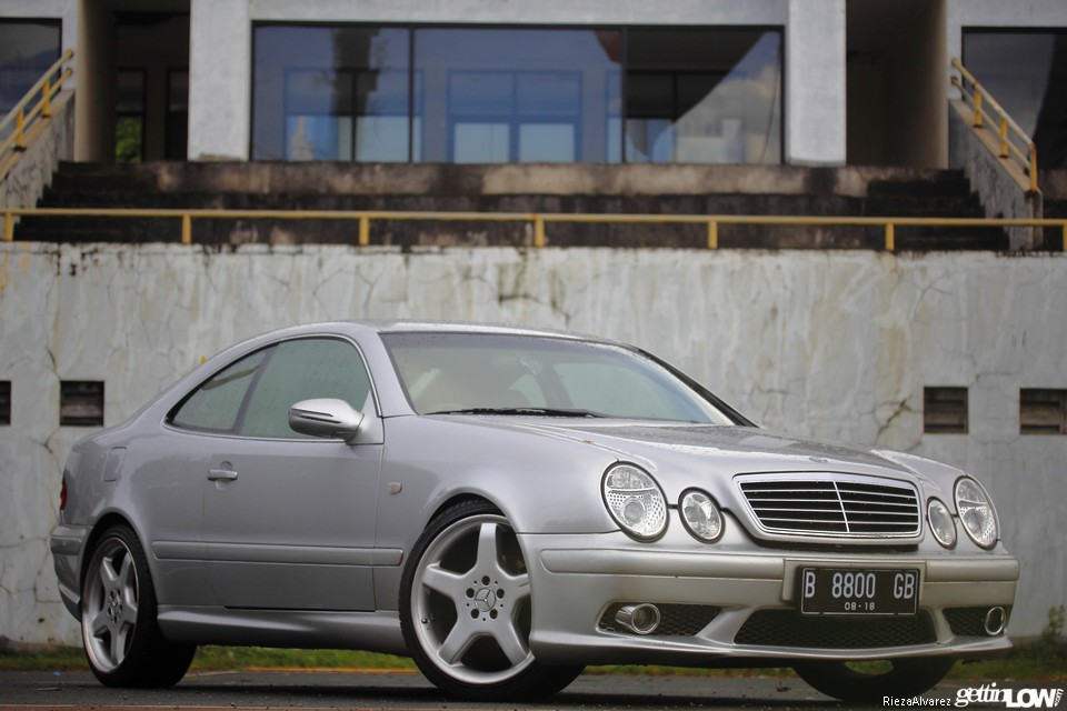 Mercedes Benz CLK 230 Kompressor