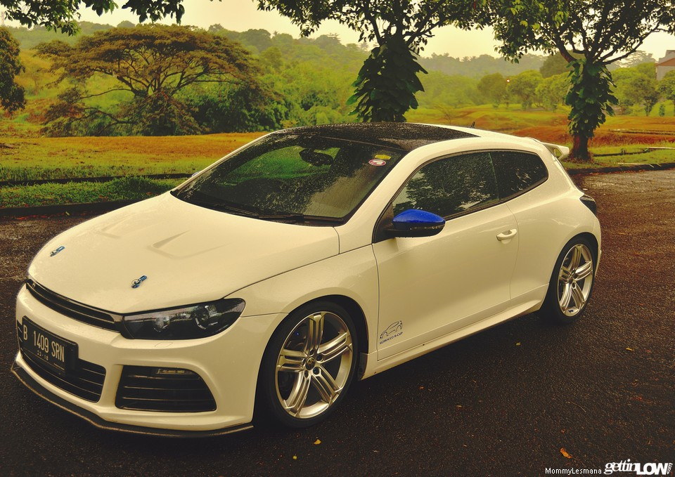 IGK's VW Scirocco R-Cup