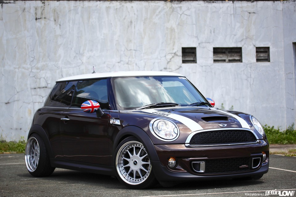Ronald Gani 2011 Mini Cooper S