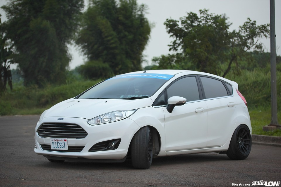 Vincent Loi's 2014 Ford Fiesta