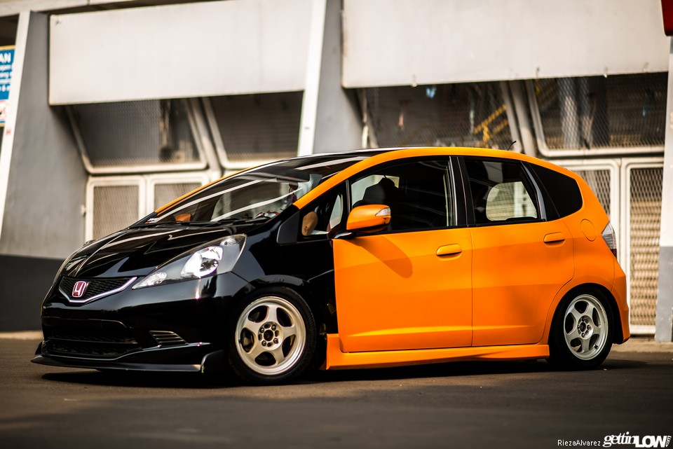 Sandy's 2010 Honda Jazz GE8