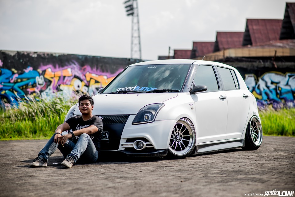 Ray's 2010 Suzuki Swift