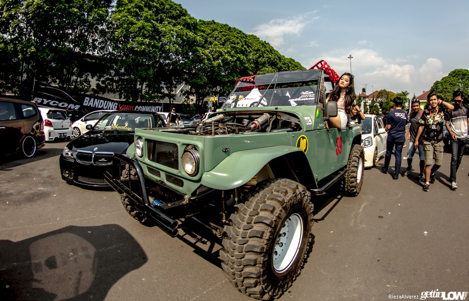 West Java 2014 Bandung auto contest