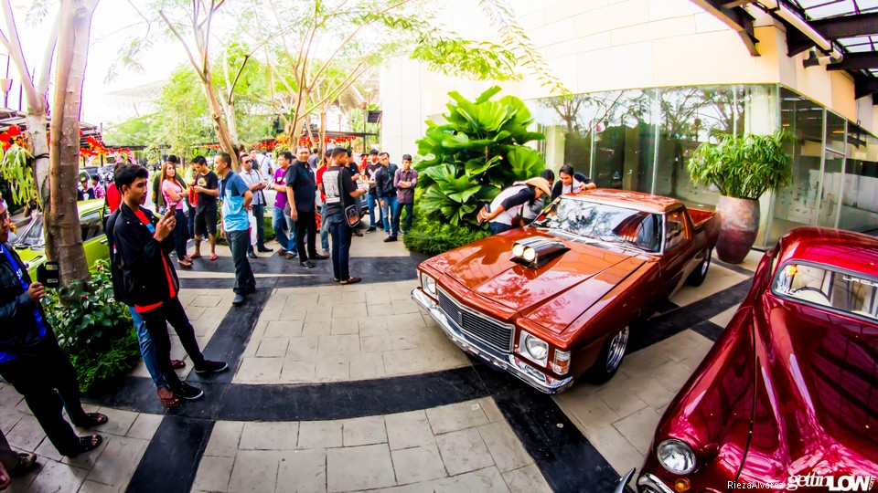 Retro & Classic 2015 The Breeze BSD city