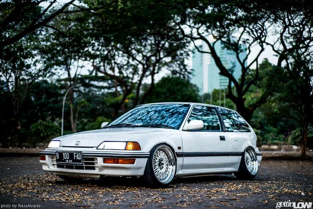 Febry Anugerah: Honda Grand Civic 1991