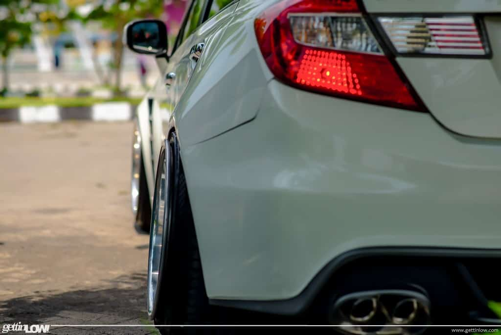 Fajar Honda Civic