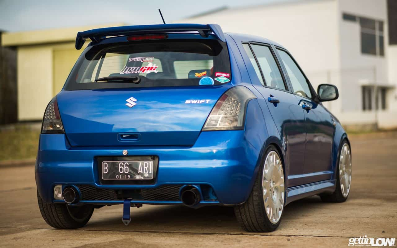 Aip Supriyono: 2011 Suzuki Swift